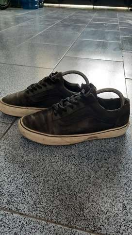 Sepatu vans old scholl