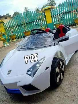 Mobil lambor anak-anak