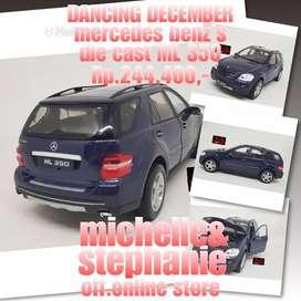 M&S AUTO-AMGdiecast_addict30 - 2020 MERCEDES BENZ ML-CLASS (BIRU) - SK