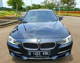 For Sale BMW 320i F30 Luxury 2013 Black On Beige N20 2.0L Twin Turbo