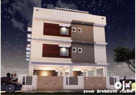 1BHK flat for rent in saravanampatty