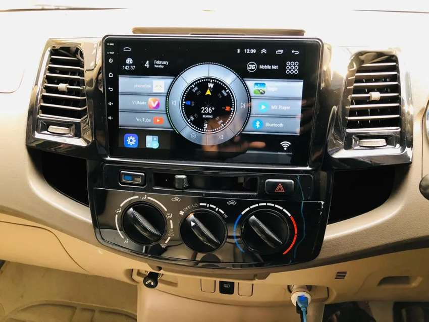 All Car Android Panels (corolla android, civic android, city android) 0