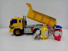 Truck mainan daesung