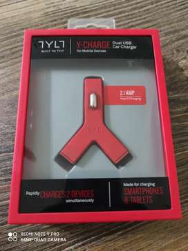 TYLT DUAL USB Car Charger For Sale