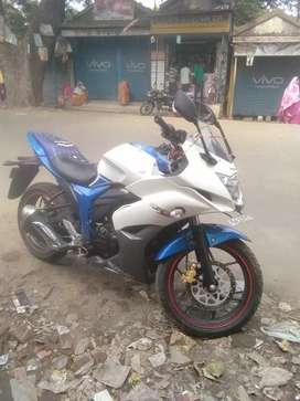 I want sale my new bike