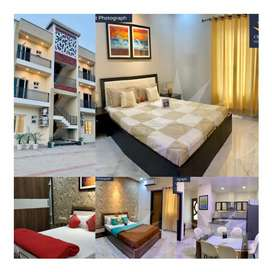 2BHK READY TO MOVE FLAT FOR SALE IN MOHALI WITH GATED