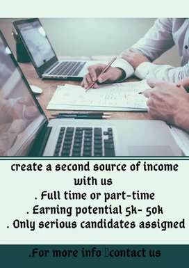 Earn from smartphone