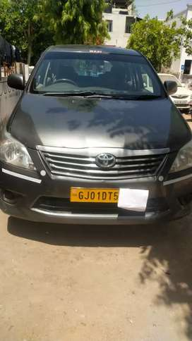 Toyota Innova 2012 Diesel Good Condition.please brokers not call me.