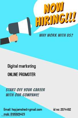 Candidates  For Online Ad Posting Business Opportunity part /full time