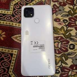 OppO A15s new condition 10by10 ha 1month used Bettary timing boht ach