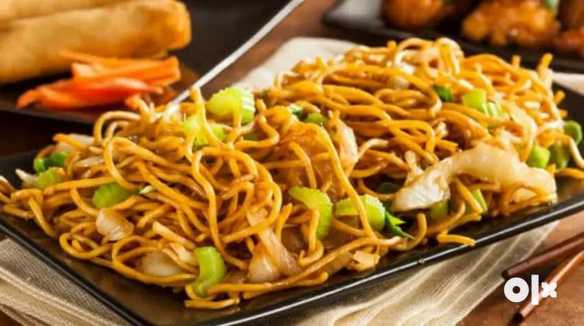 Need chef for Chinese and for pizza grill burger 0