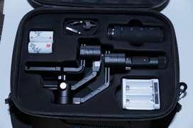 ZHIYUN TECH Crane-M 3 Axis Handheld Gimbal Video Stabilizer for Mirror