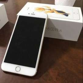 apple i phone 6SPLUS are available in Good price