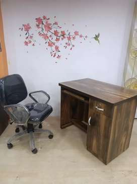 brand new office table with chair at factory price..