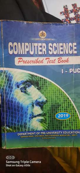 Computer science text book