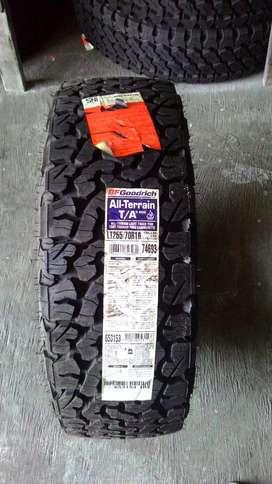 BFGoodrich All-Terrain T/A KO2 Size 255/70 R16 Ban Mobil FORD Everest,