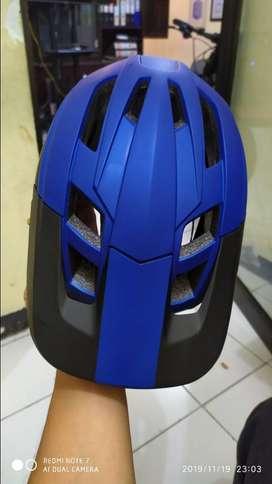 Helm Sepeda Gunung MTB Lixada model tahun 2019