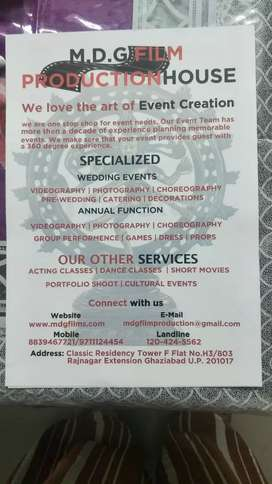Dance & Acting Classes