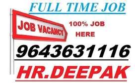 Apply for Job Full Time Helper,Store Keeper,Supervisor. apply now.  He