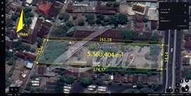 Tanah ISTIMEWA TERMURAH di tepi Jl Magelang utara Terminal Jombor