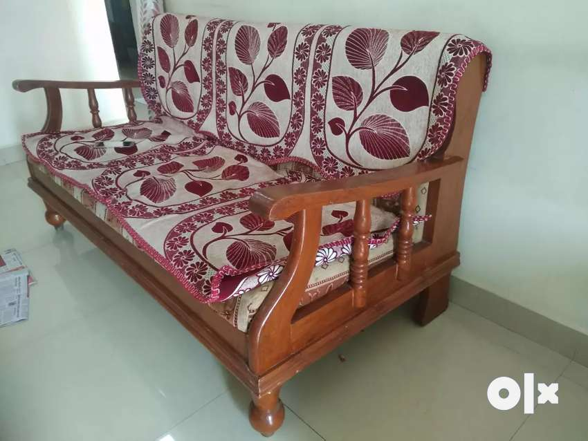 Wooden sofa for sell
