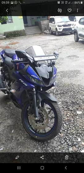V3 r15 in good condition