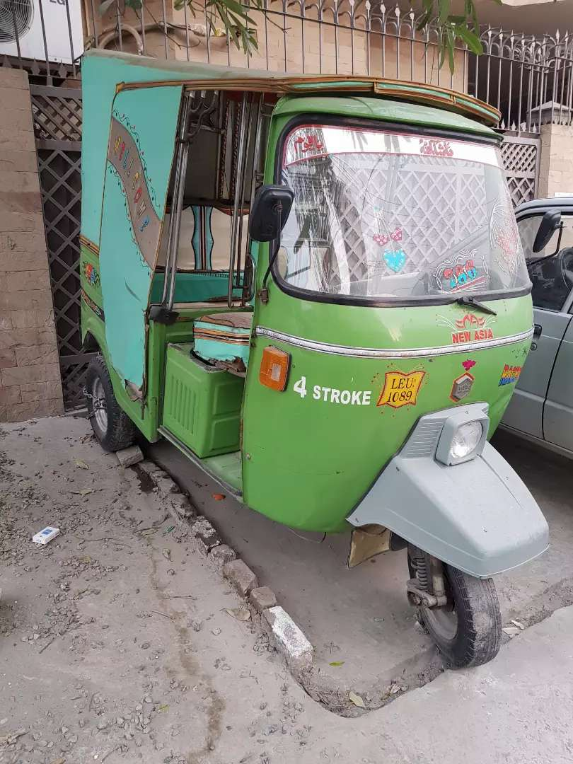 New Asia Rickshaw 2017A model for Sale 0