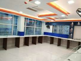 Big office for rent at newtown bus stand near Aihirini market
