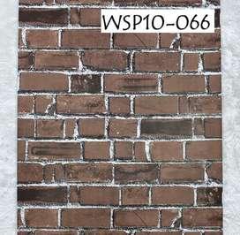 Wallpaper Sticker Dinding Rumah Usaha