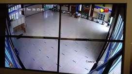 Pusat Pasang CCTV 4 Kamera Full HD Hikvision Dahua