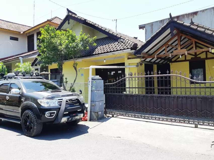 Rumah Disewakan Bisa Bulanan 3 Kamar Tengah Kota dkt McD Nangka Gatsu 0