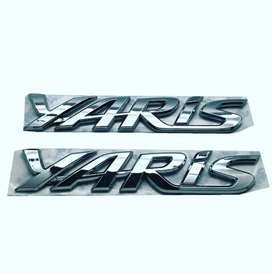 Emblem Toyota YARIS