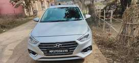 Hyundai Verna 2018 Diesel 48987 Km Driven