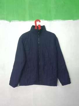 Jaket tebal wanita ukuran L