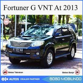 Fortuner 2.5 G VNT at 2014 / 2013 Low km istimewa
