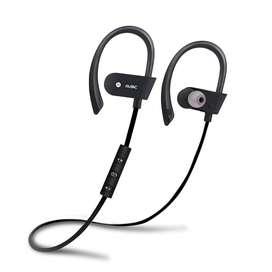 Stylish sports bluetooth earphone for multipurpose use(NEW)
