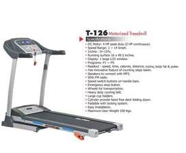 Viva Fitness T126  Motorized treadmill ( 1.5 year old)