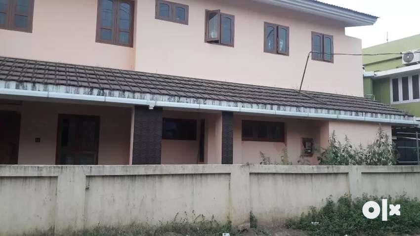 House rent ground floor aluva kambanipadi 0