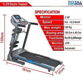 Treadmill elektrik TL-270