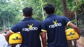 Rapido bike taxi job