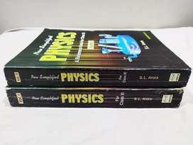 Class 11 S.L. Arora Physics Guide