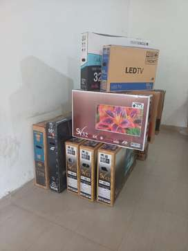 40 __ inches | full 4k smART ANDROID led tv | Brand New