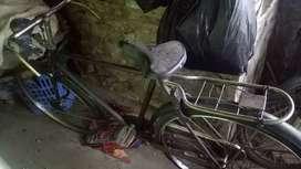 Sepeda onthel siap pakai
