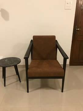 Brand new Designer Arm Chair