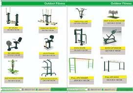 Produsen Alat Fitness Outdoor - Alat FItness Termurah