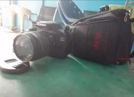 Kamera dslr canon 600d