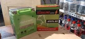 ATX7LBS Alkaline Aki Motor Kawasaki KLX
