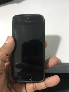 Iphone 5S 16GB urgent sale only in 7000/- negotiate-6000/-