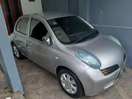 nissan MARCH builtup 2004 (micra)