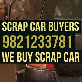 WE PURCHASE SCRAP CARS BUYERS
